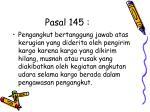 pasal 145