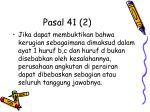 pasal 41 2