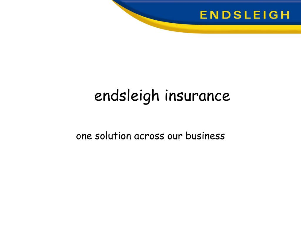 endsleigh insurance l.