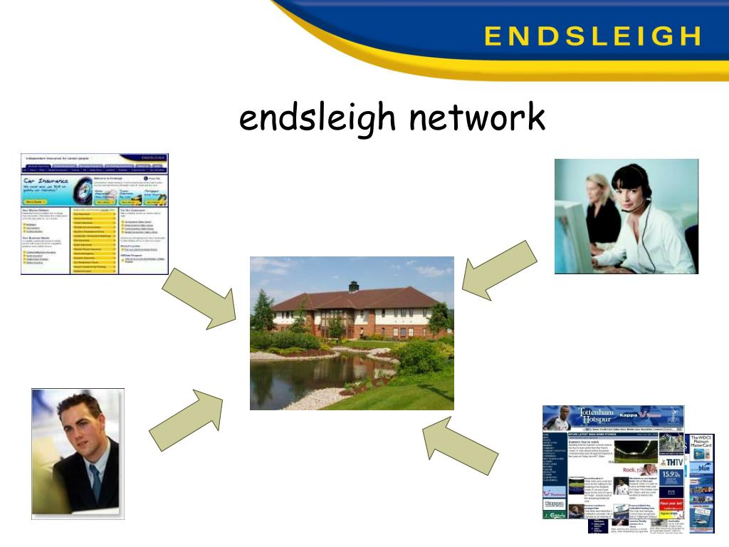 endsleigh network