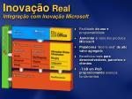 inova o real integra o com inova o microsoft