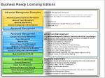 business ready licensing editions11