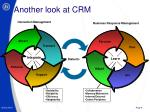 another look at crm