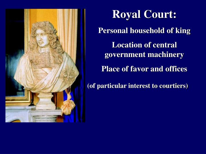 Royal Court: