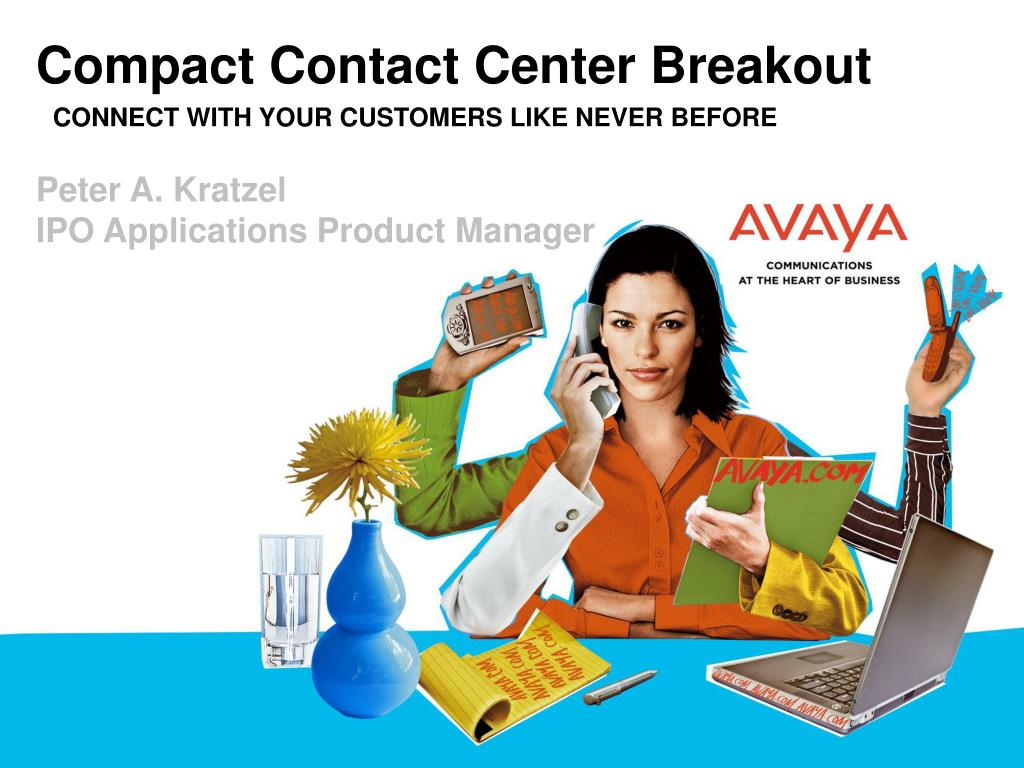 Compact Contact Center Breakout