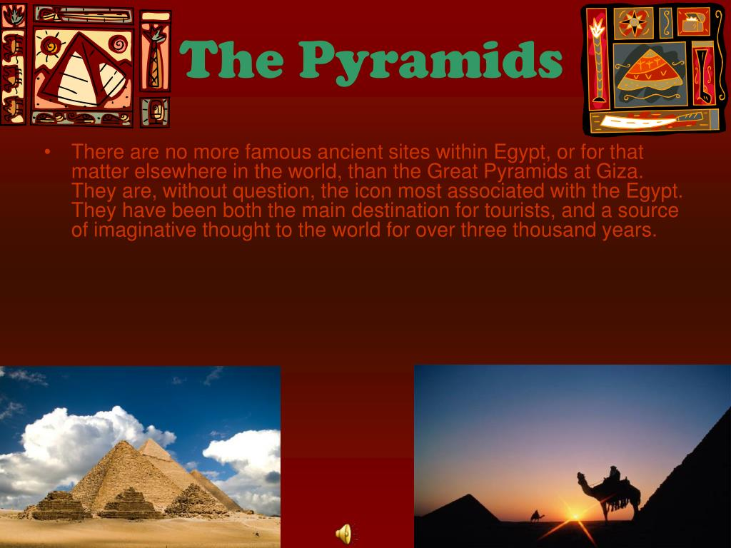 Ppt Egyptian Tourist Attractions Powerpoint Presentation Free Download Id 974971