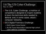 3 8 the us cyber challenge july 24 2009