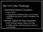 the us cyber challenge