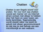 chatten