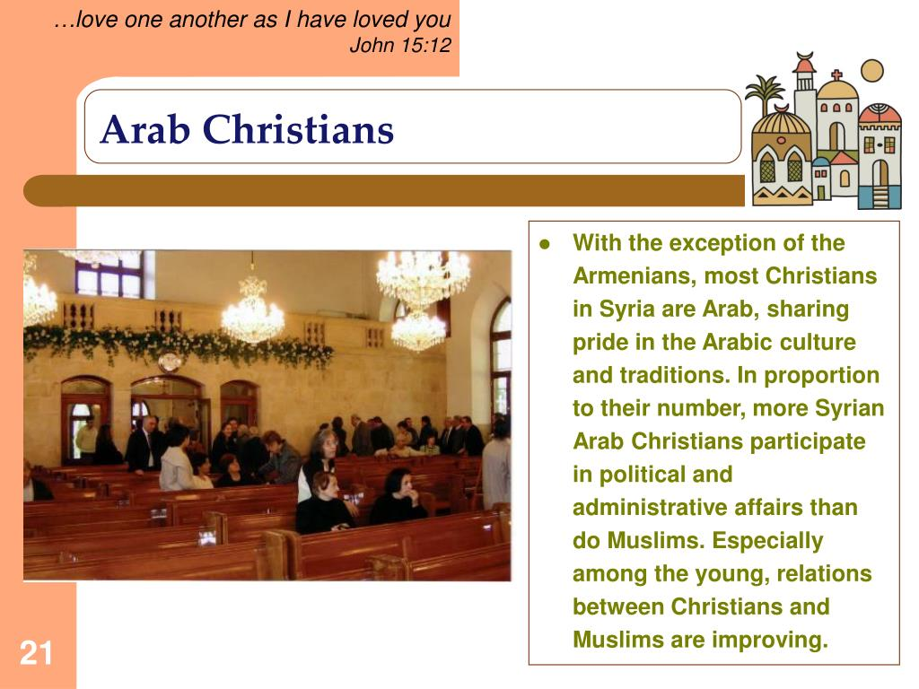 Arab Christians