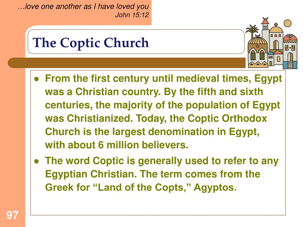 The Coptic Church