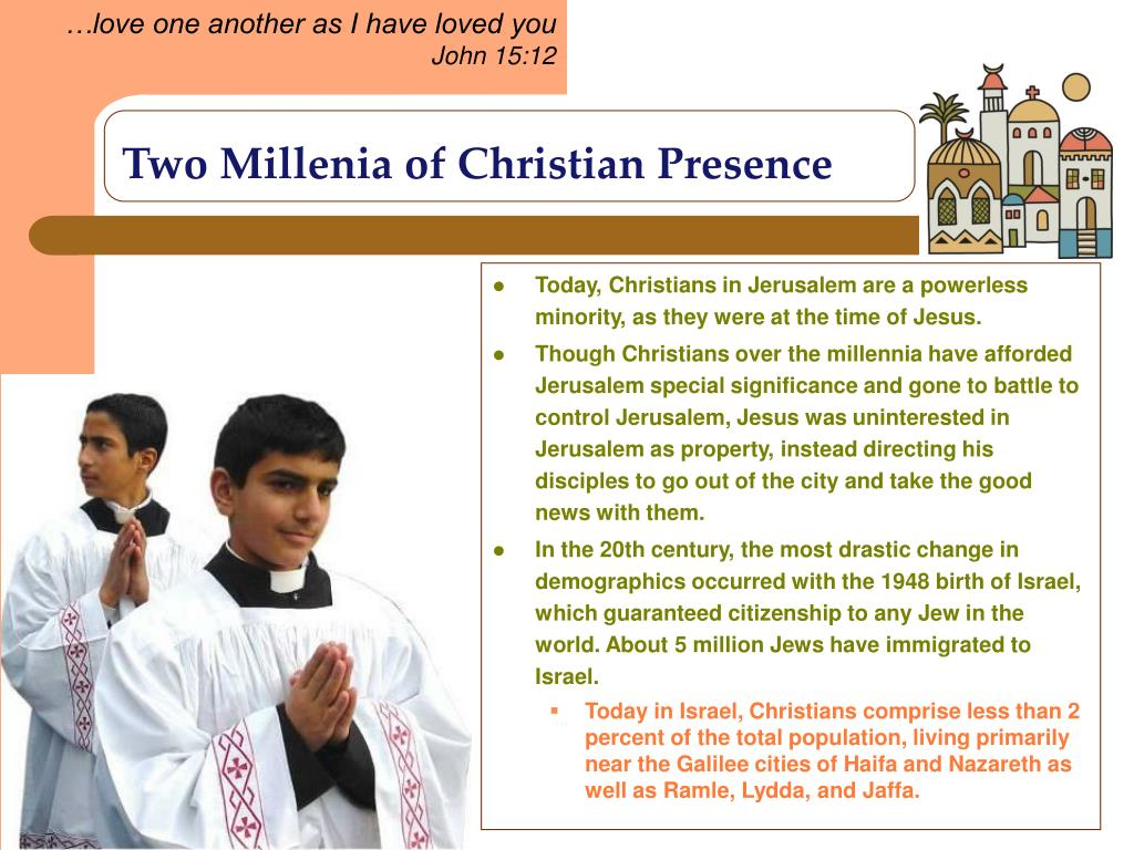 Two Millenia of Christian Presence