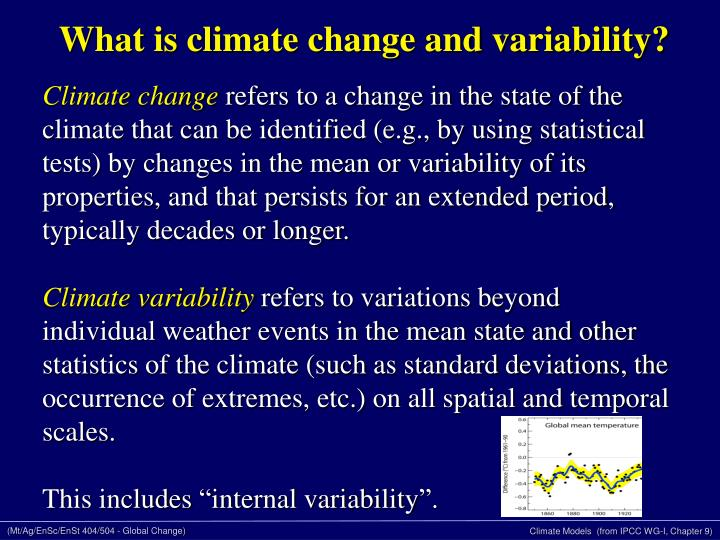 impacts of climate change and variability on transportation system essay It focused on the potential impacts of climate variability and change on five health outcomes known to be associated with weather or ecological change: temperature-related morbidity and mortality injuries or illnesses from extreme weather events air pollution-related health effects water- and food-borne diseases and vector- and rodent-borne.