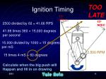 ignition timing8