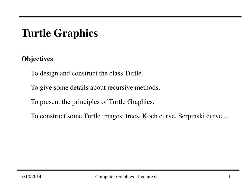 turtle graphics l.