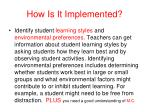 how is it implemented2