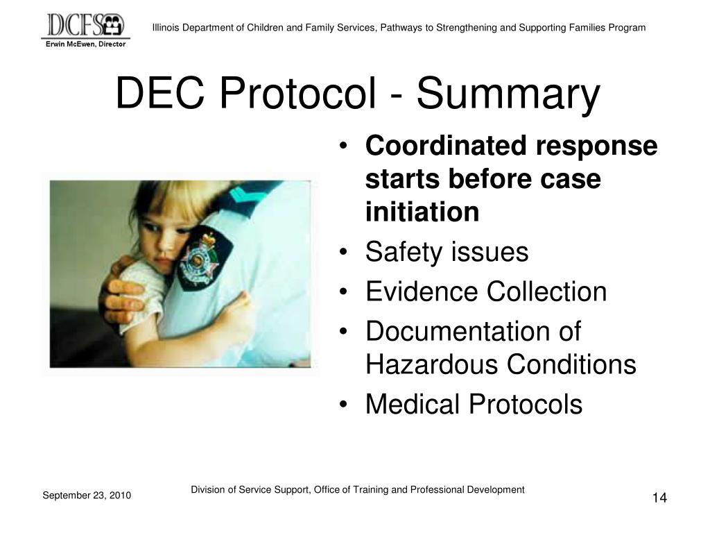 DEC Protocol - Summary
