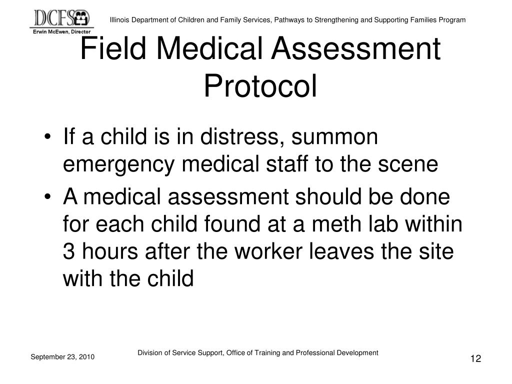 Field Medical Assessment Protocol