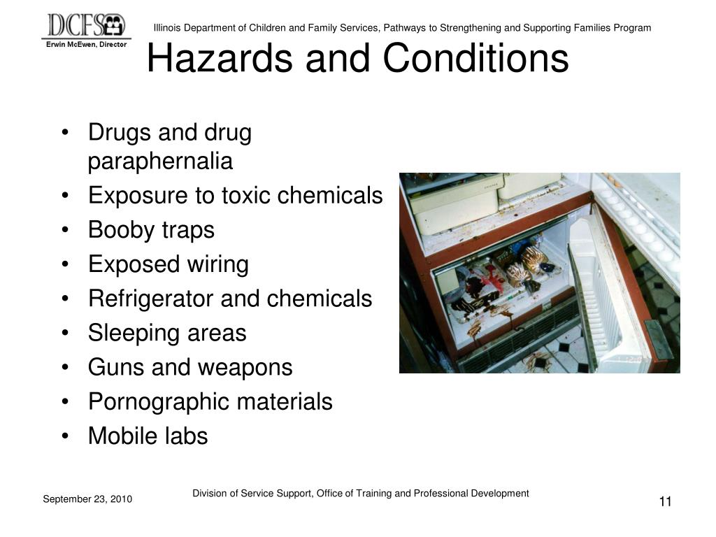 Hazards and Conditions