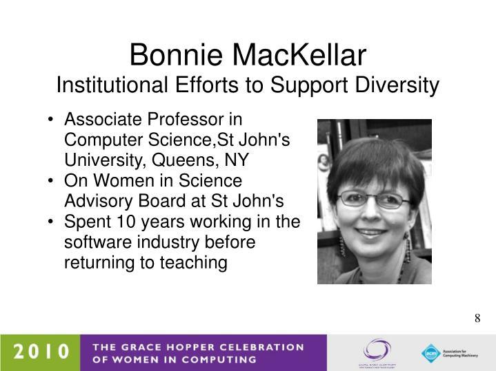 Associate Professor in Computer Science,St John's University, Queens, NY