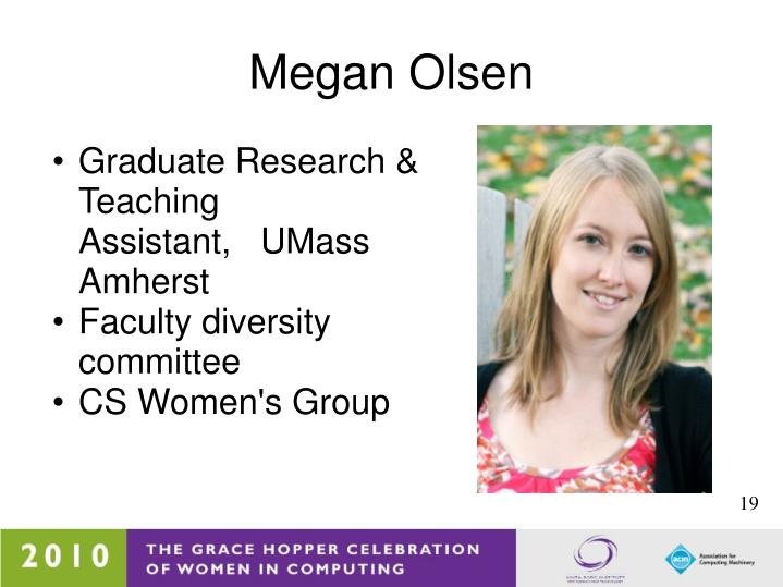 Graduate Research & Teaching Assistant, UMass Amherst