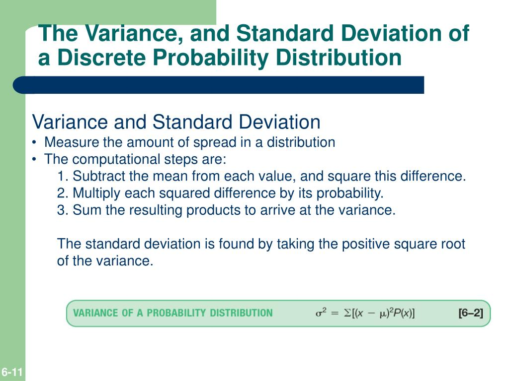 PPT - Discrete Probability Distributions PowerPoint