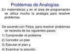 problemas de analog as63