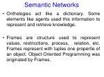 semantic networks44