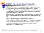 so12 reverse discrimination