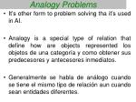 analogy problems