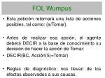 fol wumpus176