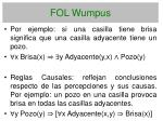 fol wumpus177
