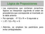 l gica de proposiciones121
