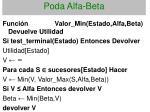 poda alfa beta114