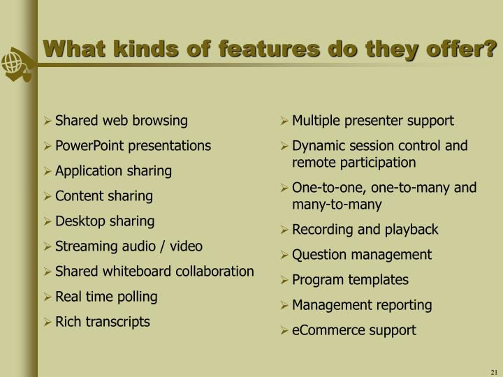Shared web browsing