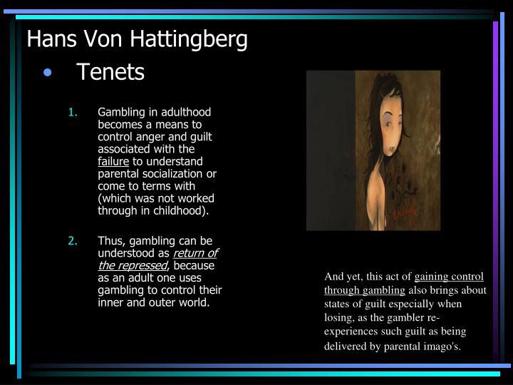 Hans Von Hattingberg