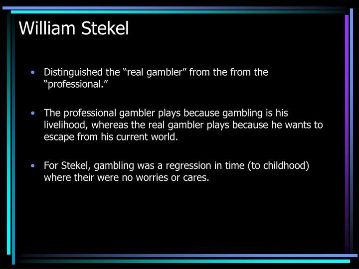 William Stekel