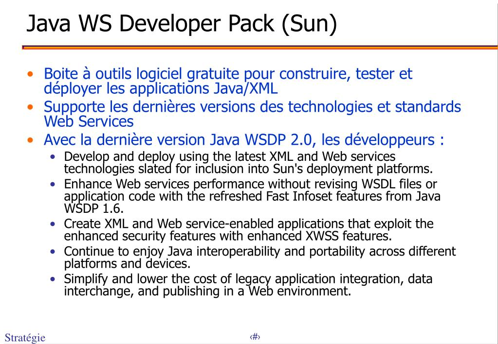 Java WS Developer Pack (Sun)