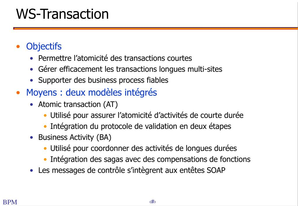 WS-Transaction