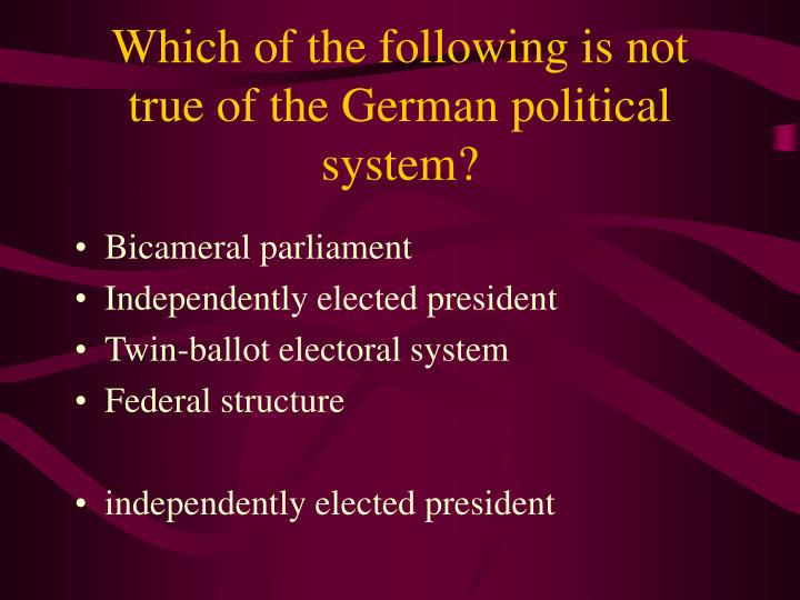 which of the following is not true of surveys ppt weber s ideal type of bureaucracy has all of the 1554