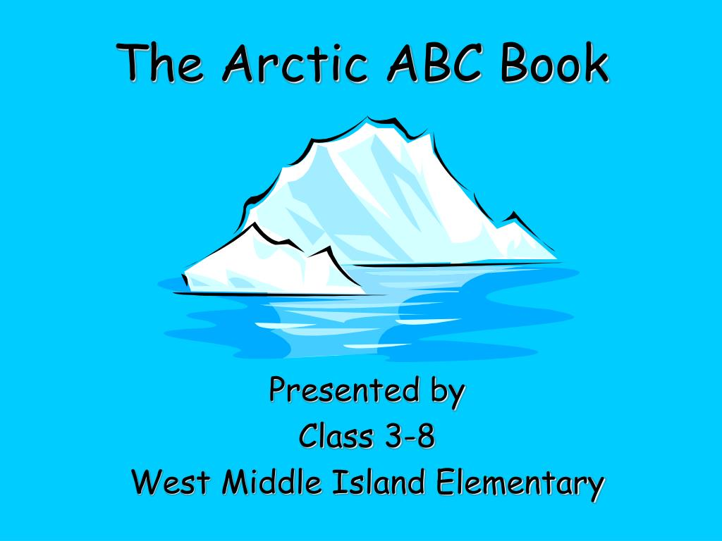 The Arctic ABC Book