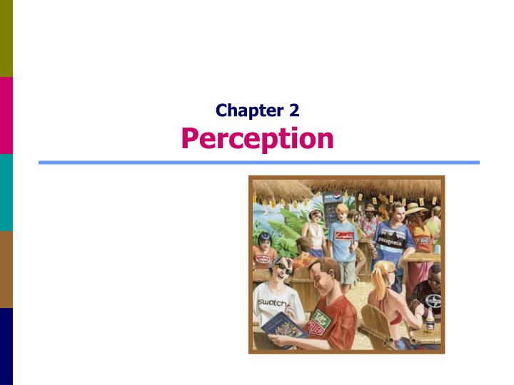 chapter 2 perception n.