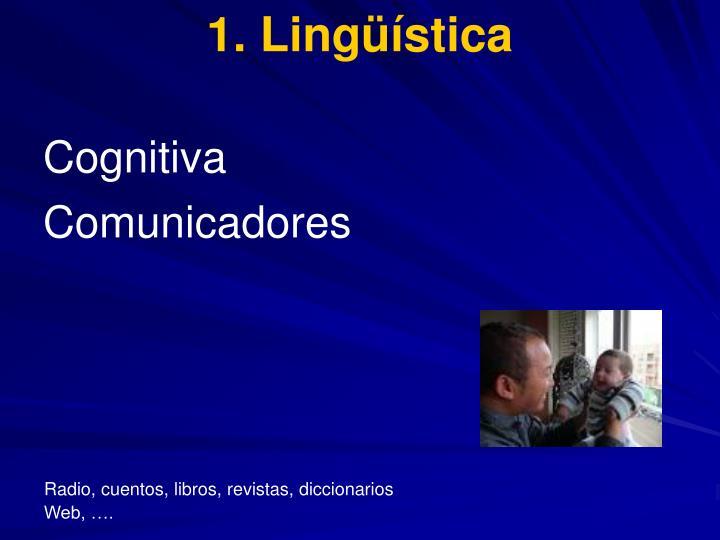 1. Lingüística