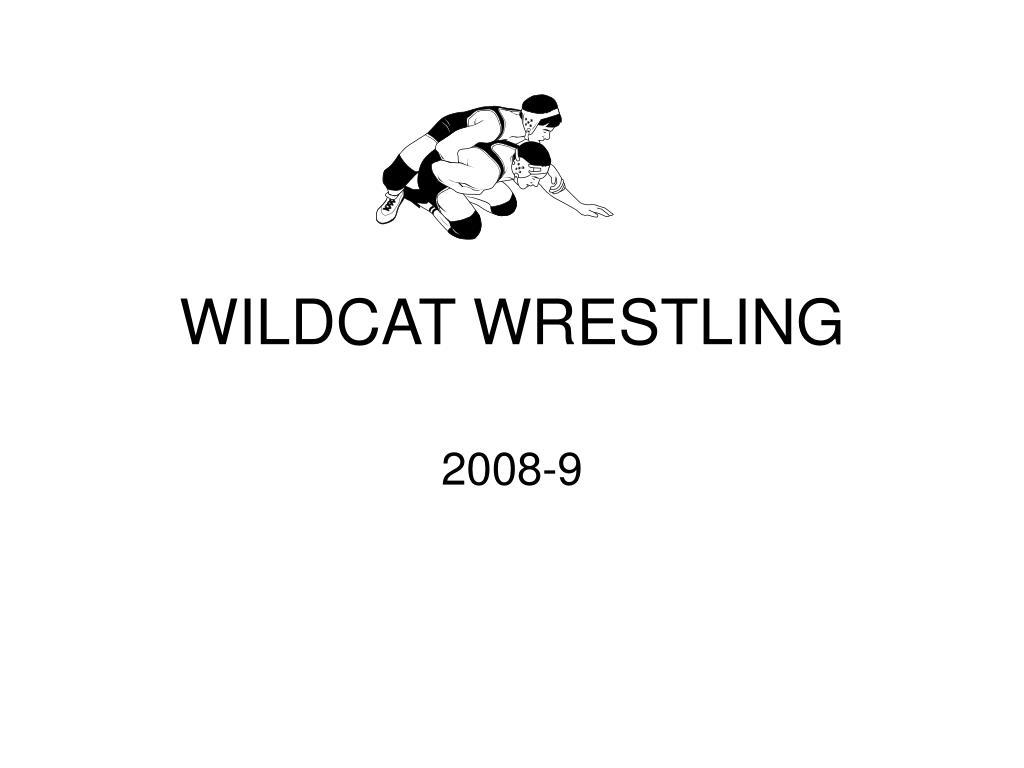 wildcat wrestling l.