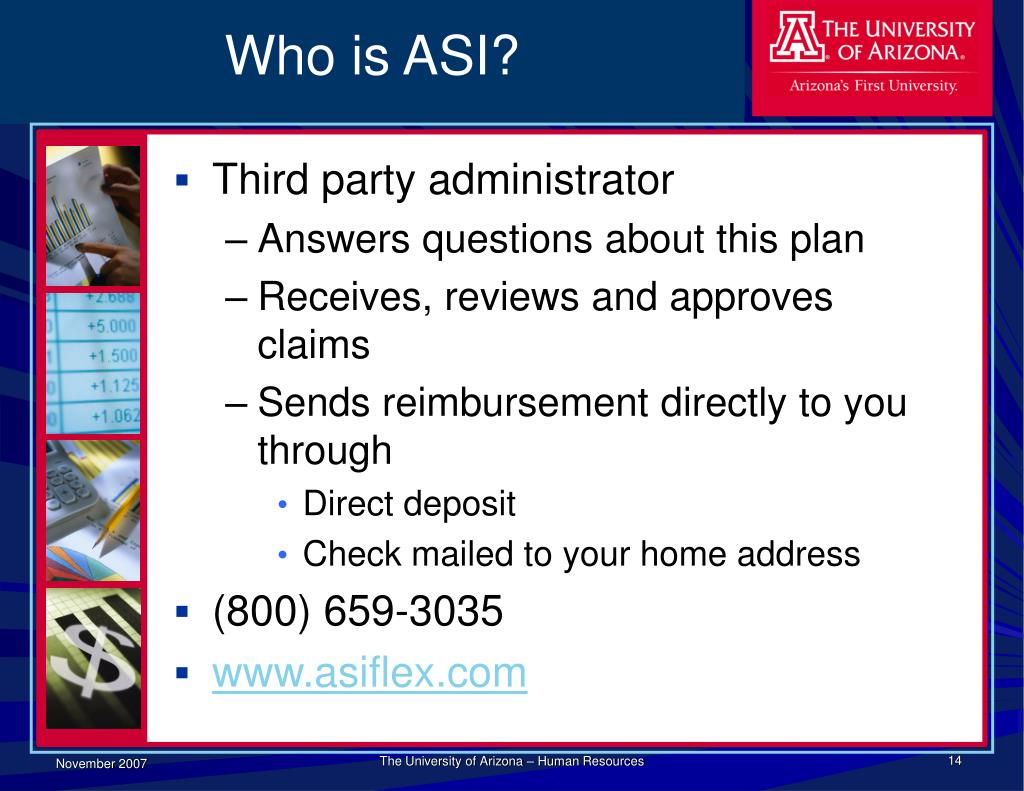 Who is ASI?