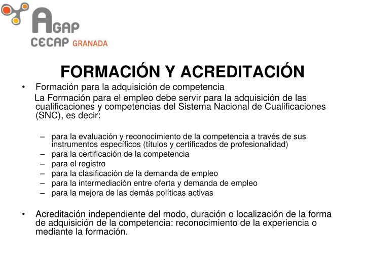 Ppt Nuevo Modelo De Formacion Para El Empleo Certificados De