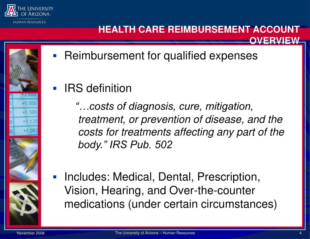 HEALTH CARE REIMBURSEMENT ACCOUNT OVERVIEW