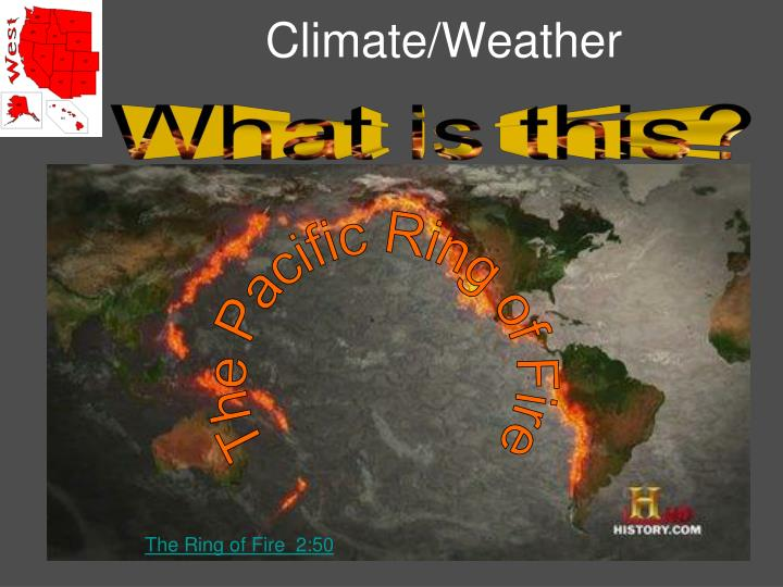 Climate/Weather
