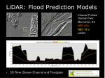 lidar flood prediction models11