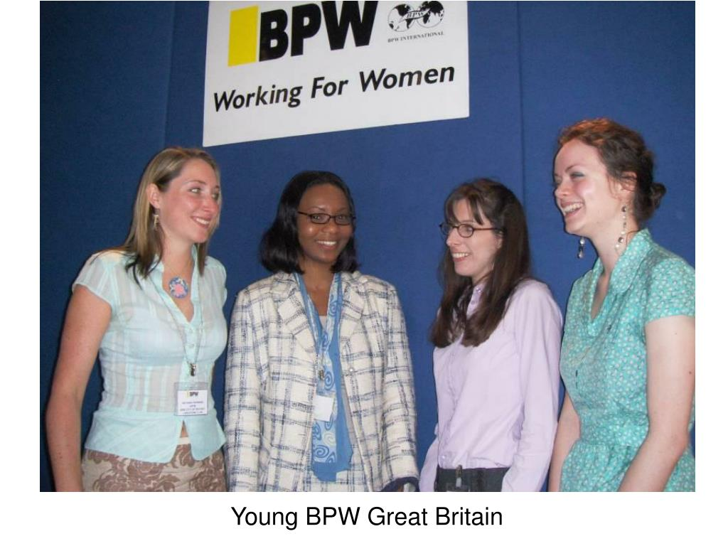 Young BPW Great Britain